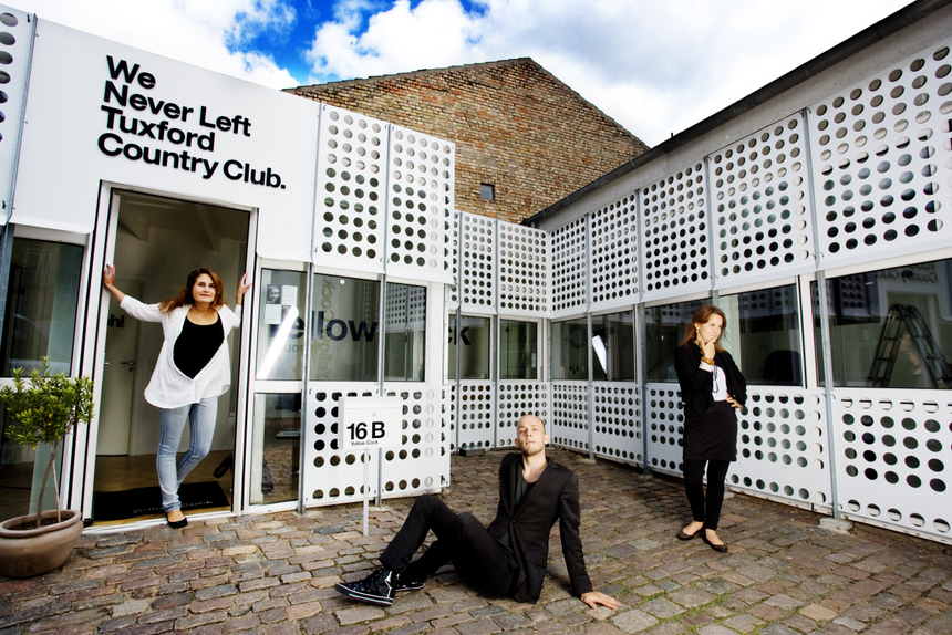 Mathias Vestergaard™ worldwide headquarters in Denmark
