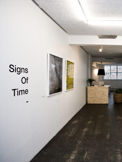 Exhibition: Signs Of Time by Mathias Vestergaard